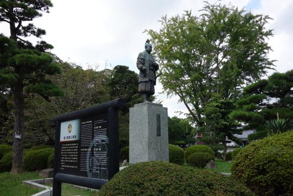 岡崎城23