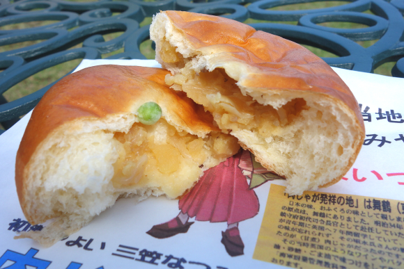 舞鶴肉じゃがパン11