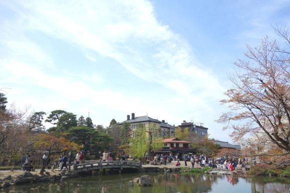 春の円山公園2021-09
