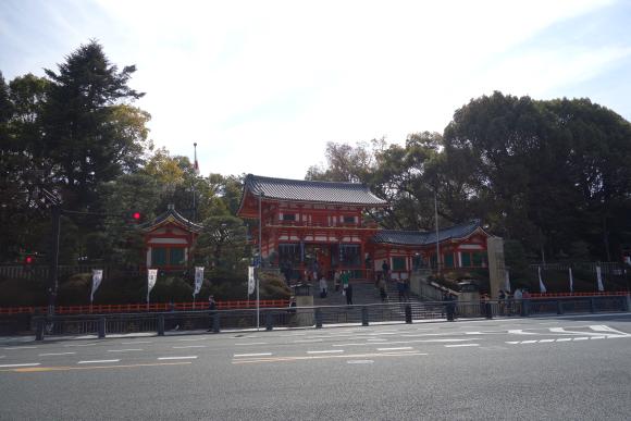 八坂神社・本殿19