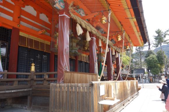 八坂神社・本殿13