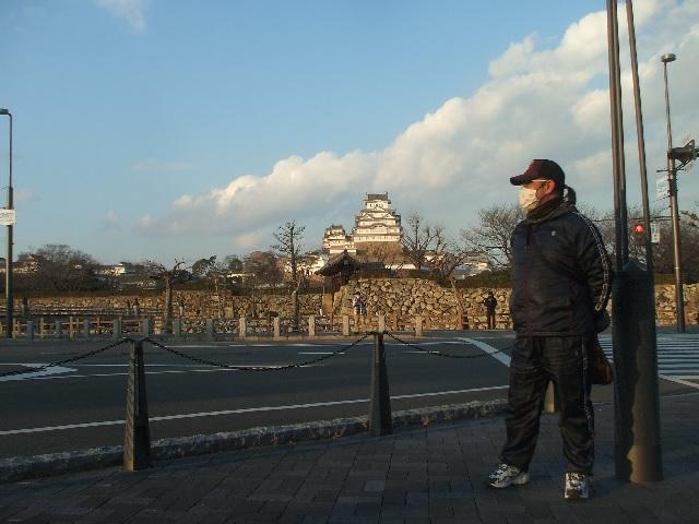 姫路城2021