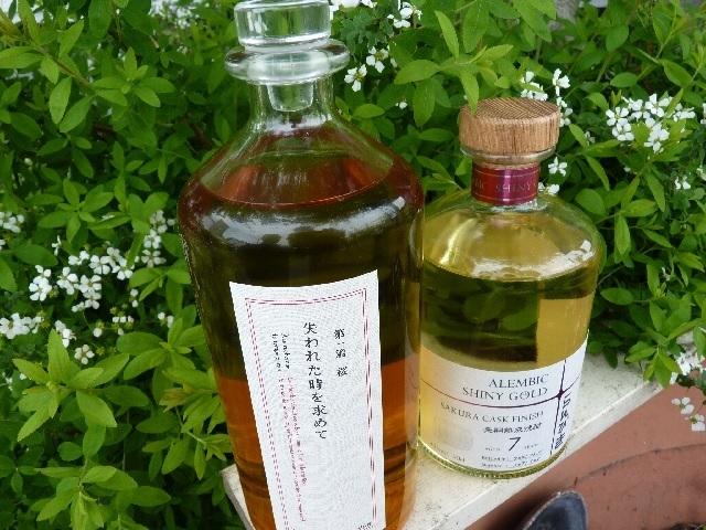 ゑびす酒造さん 黒木本店さん 2 桜樽