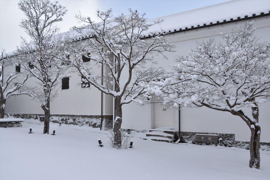 うだつ雪3