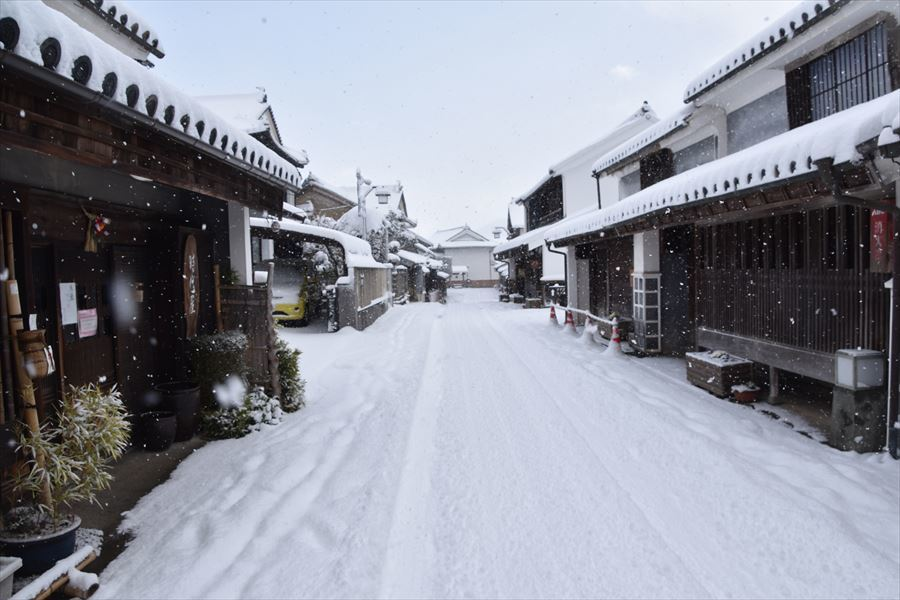 うだつ雪4