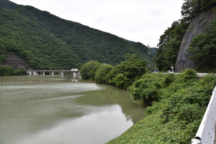 夏子ダム1