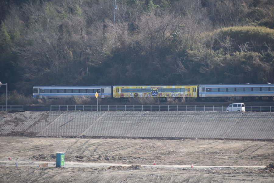 徳島線眺望1