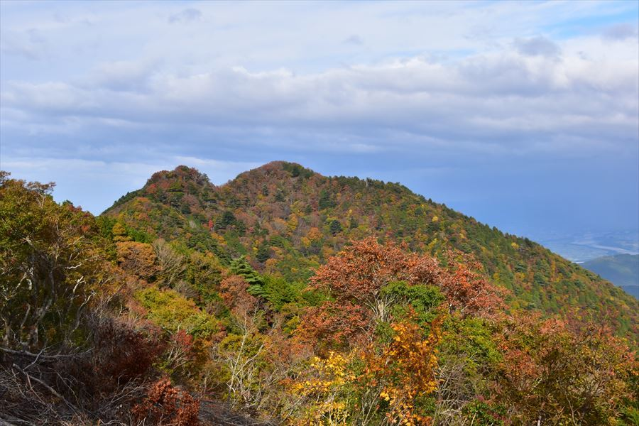 高越山立石峠1
