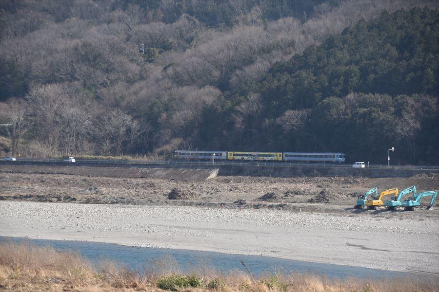 徳島線眺望4