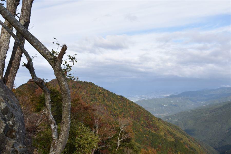 高越山立石峠3
