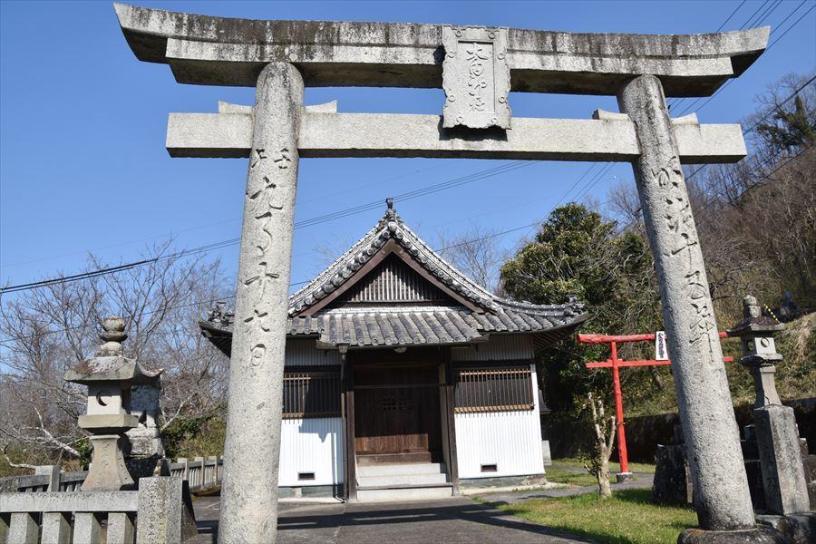 太田の神社3