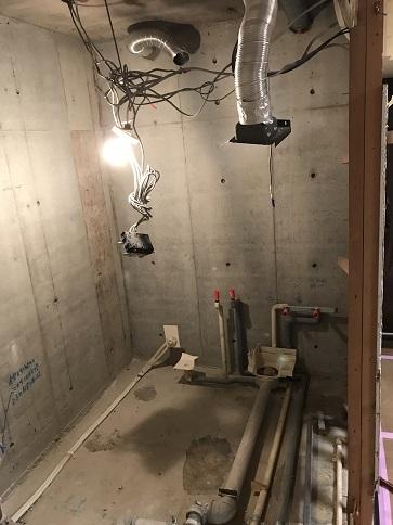 2浴室解体
