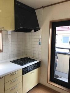 解体キッチン (2)