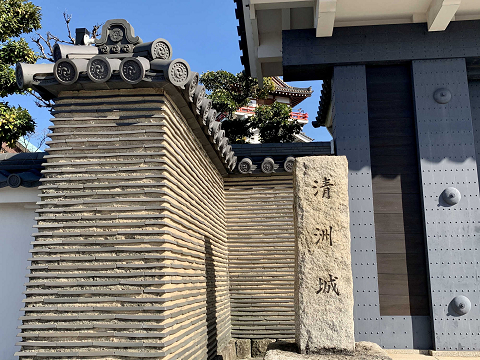 1814-清洲城石碑