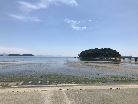 1834-三河湾と竹島