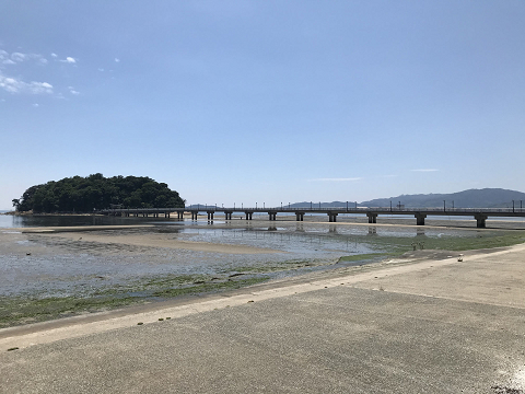 1835-三河湾と竹島