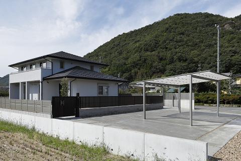 1924-⑥城田寺のいえ(外観)