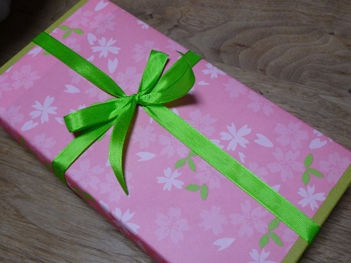 オードリーさんからプレゼント♪