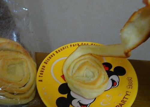 三島パンのうずまきパン