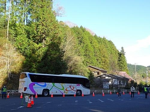川見四季桜の里 シャトルバス