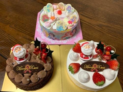 2020クリスマスケーキ