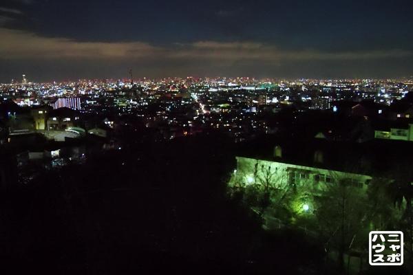 石切 夜景