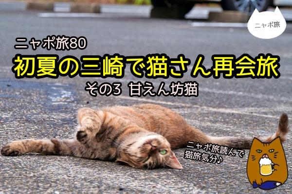 ニャポ旅80 三崎 その3