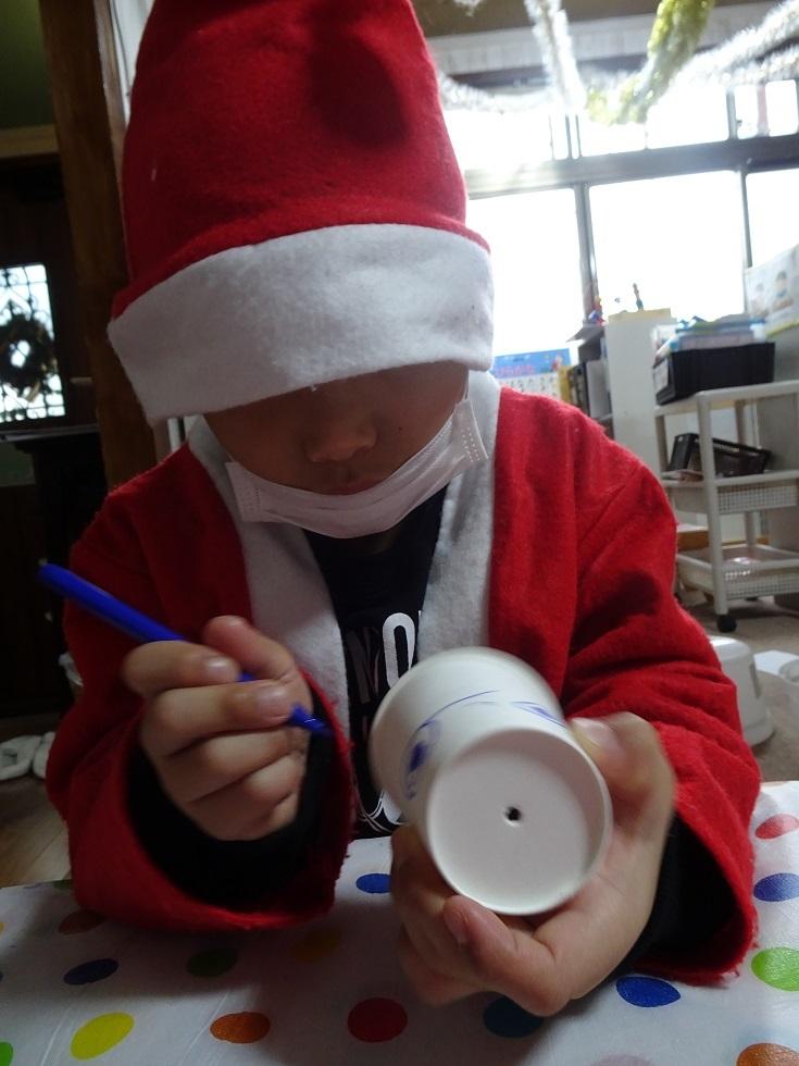 クリスマス工作1