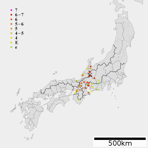 【まだ活発】今も続く長野・岐阜県境での小規模地震…4月下旬から地震は「227回」観測