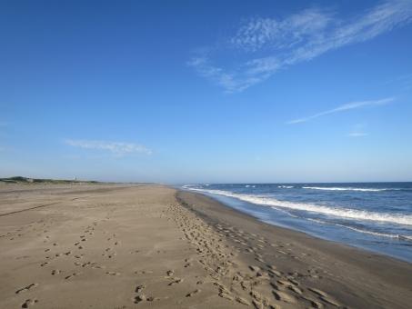 Kujukuri beach_sea657