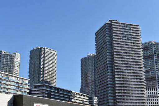 apartment building63652