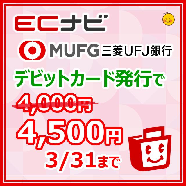 三菱UFJ銀行 VISAデビットカード