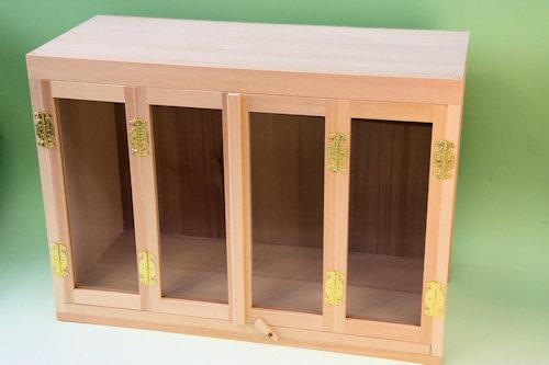 箱宮の外箱 小さな神棚や木札などをそのまま入れるとき最適