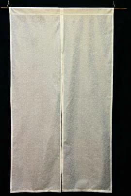 レースの暖簾 カーテンレースで作った暖簾