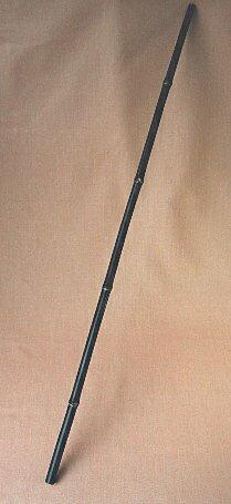 天然黒竹 のれん棒 半間サイズ 100cm