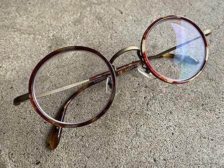 見附市 メガネ店 Optical Inada 稲田眼鏡店 丸めがね