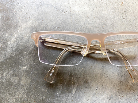 YUICHI TOYAMA アーカイブ USH アッシュ U-001R めがね サングラス 見附市 めがね店 Optical Inada 稲田眼鏡店