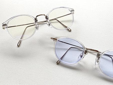 クリアめがね サングラス 透明 新潟県 めがね Optical Inada 稲田眼鏡店 見附市 メガネ店