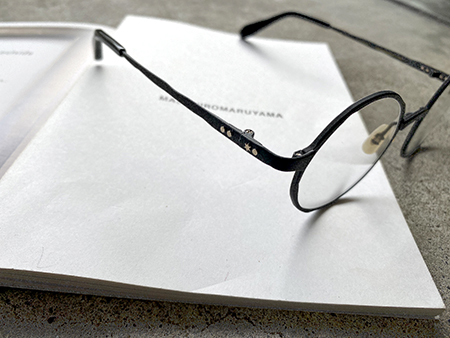 MASAHIROMARUYAMA マサヒロマルヤマ MM-0012 めがね サングラス 新潟県 見附市 Optical Inada 稲田眼鏡店