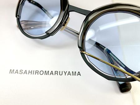 MASAHIROMARUYAMA マサヒロマルヤマ 10th 10周年記念 限定モデル サングラス めがね  MM-0034 No.SP 新潟県 正規取扱店 ディーラー Optical Inada 稲田眼鏡店