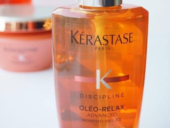 梅雨の髪のうねりやクセにはオレンジのケラスターゼ【KERASTASE DP ディシプリンシリーズ】