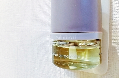 コンセントにさすだけ!!上質な香りに即チェンジ【Millefiori(ミッレフィオーリ) プラグインディフューザー ARIA】