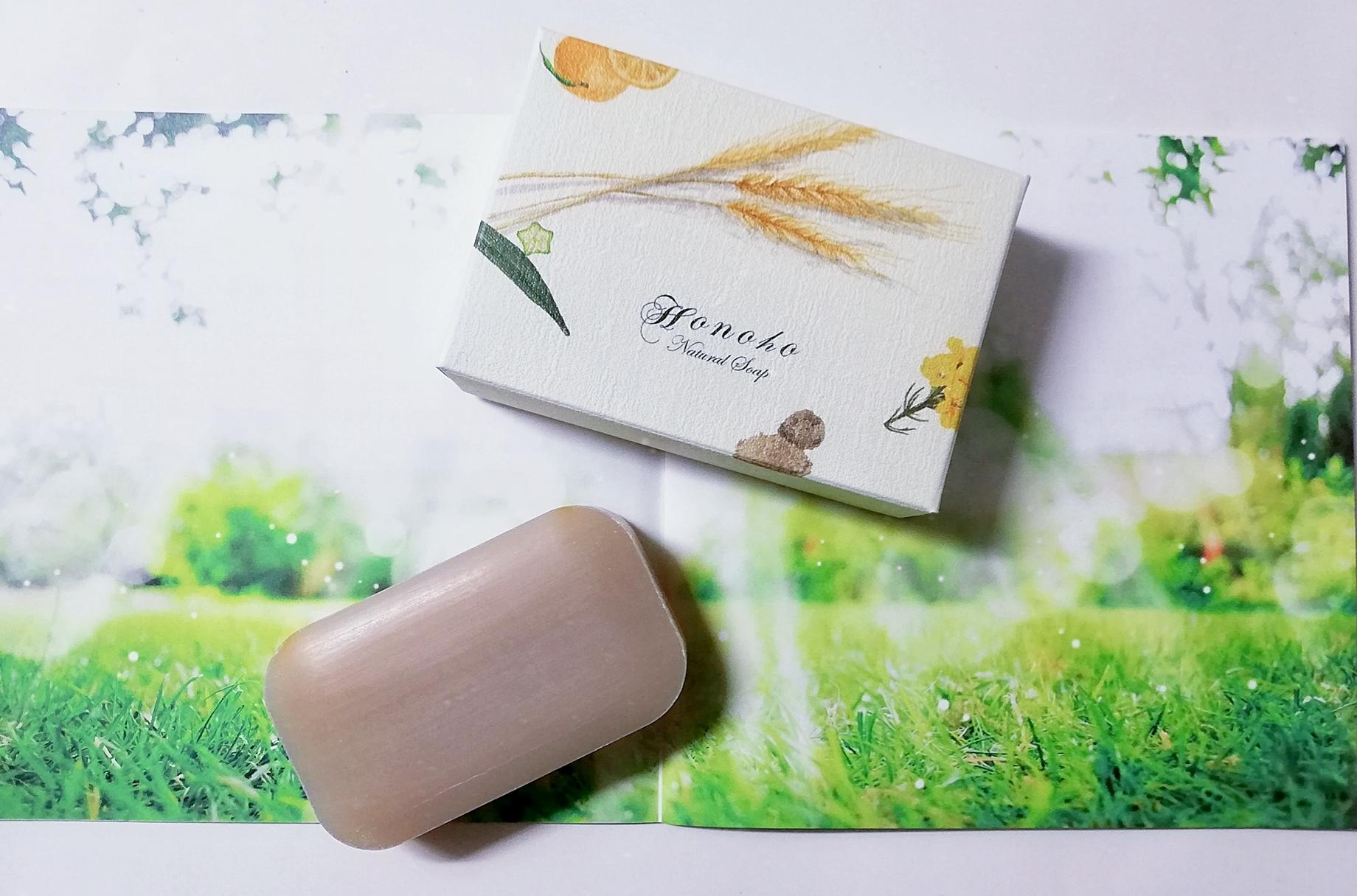 敏感肌もやさしくリセット!!植物プラセンタ配合ナチュラルソープ【Honoho】はとことん肌に優しい石鹸です