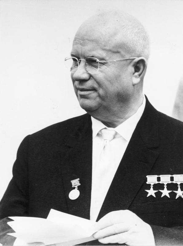 ニキータ・セルゲーエヴィチ・フルシチョフ