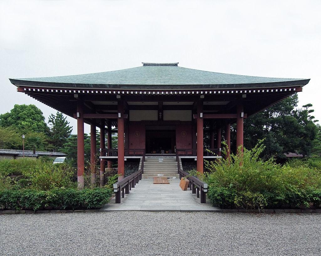 中宮寺 本堂