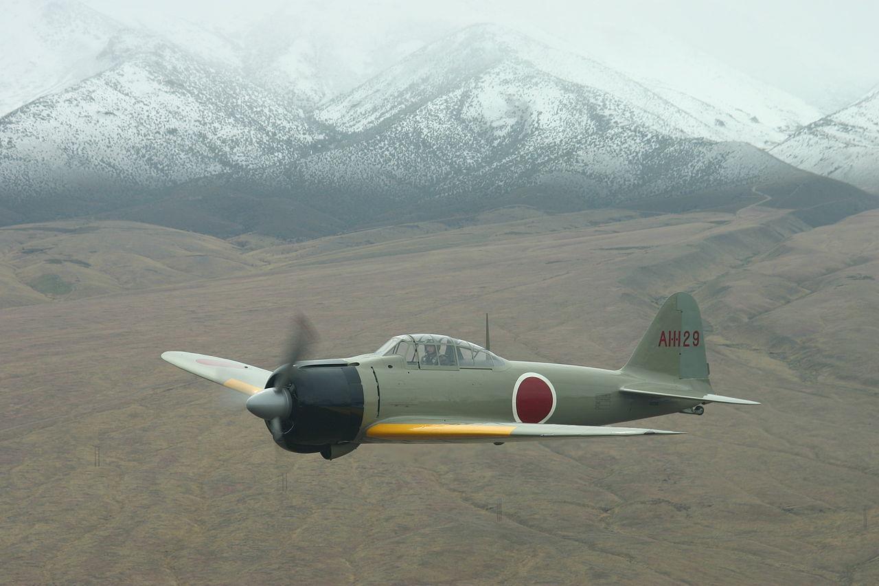 零式艦上戦闘機1