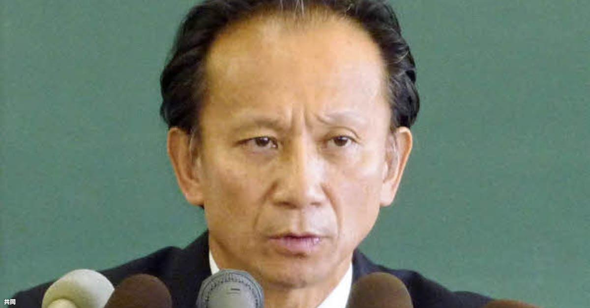 鈴木亨(元那覇地方検察庁・次席検事)