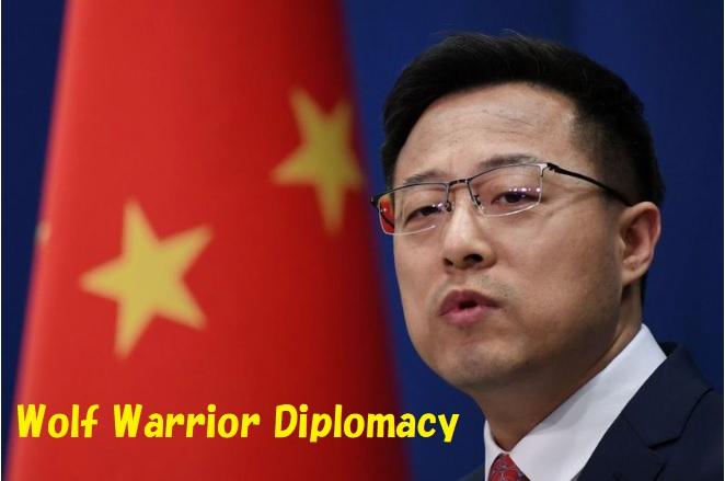 戦狼外交(Wolf Warrior Diplomacy) ~ その恐るべき破壊力!?
