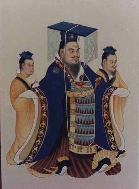 武帝(前漢第7代皇帝)