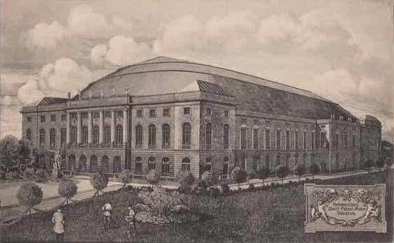ベルリン・スポーツ宮殿(Berlin Sportpalast)